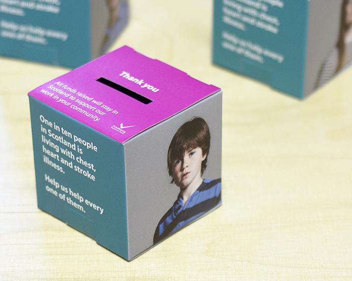 CHSS Donation Box